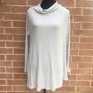 Free People Ribbed Oversize Knit XS